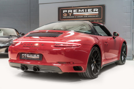 Porsche 911 TARGA 4 GTS 3.0 TWIN-TURBO PDK. NOW SOLD. CALL TODAY TO SELL YOUR PORSCHE. 9
