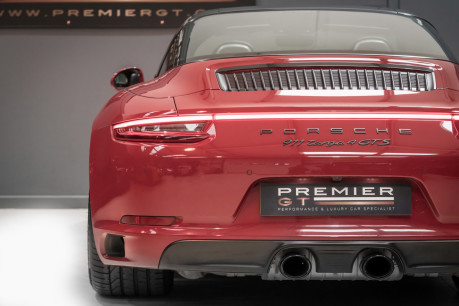Porsche 911 TARGA 4 GTS 3.0 TWIN-TURBO PDK. NOW SOLD. CALL TODAY TO SELL YOUR PORSCHE. 29