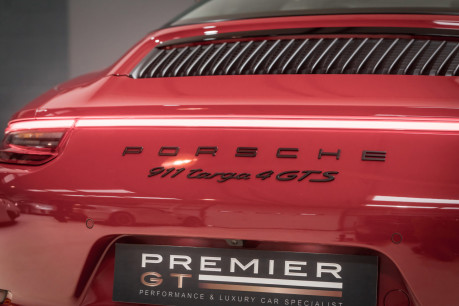 Porsche 911 TARGA 4 GTS 3.0 TWIN-TURBO PDK. NOW SOLD. CALL TODAY TO SELL YOUR PORSCHE. 31