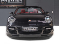 Porsche 911 997 GEN 1.5 3.6i TWIN-TURBO MANUAL CONVERTIBLE, SPORTS CHRONO PACKAGE PLUS 2