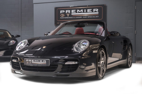 Porsche 911 997 GEN 1.5 3.6i TWIN-TURBO MANUAL CONVERTIBLE, SPORTS CHRONO PACKAGE PLUS 3