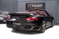 Porsche 911 997 GEN 1.5 3.6i TWIN-TURBO MANUAL CONVERTIBLE, SPORTS CHRONO PACKAGE PLUS 6