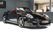 Porsche 911 997 GEN 1.5 3.6i TWIN-TURBO MANUAL CONVERTIBLE, SPORTS CHRONO PACKAGE PLUS 9