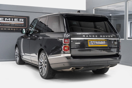 Land Rover Range Rover 4.4 SDV8 AUTOBIOGRAPHY. SORRY, NOW SOLD. SIMILAR VEHICLES REQUIRED. 7