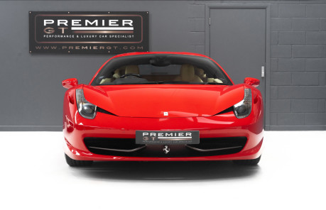 Ferrari 458 ITALIA DCT 4.5 COUPE. SORRY, NOW SOLD. SIMILAR VEHICLES REQUIRED. 2