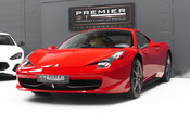 Ferrari 458 ITALIA DCT 4.5 COUPE. NOW SOLD, SIMILAR REQUIRED. PLEASE CALL 01903 254800 3