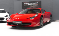 Ferrari 458 ITALIA DCT 4.5 COUPE. SORRY, NOW SOLD. SIMILAR VEHICLES REQUIRED. 3