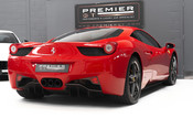 Ferrari 458 ITALIA DCT 4.5 COUPE. NOW SOLD, SIMILAR REQUIRED. PLEASE CALL 01903 254800 5