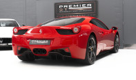 Ferrari 458 ITALIA DCT 4.5 COUPE. SORRY, NOW SOLD. SIMILAR VEHICLES REQUIRED. 5