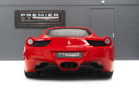 Ferrari 458 ITALIA DCT 4.5 COUPE. SORRY, NOW SOLD. SIMILAR VEHICLES REQUIRED. 6