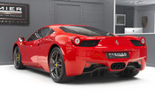 Ferrari 458 ITALIA DCT 4.5 COUPE. NOW SOLD, SIMILAR REQUIRED. PLEASE CALL 01903 254800 7