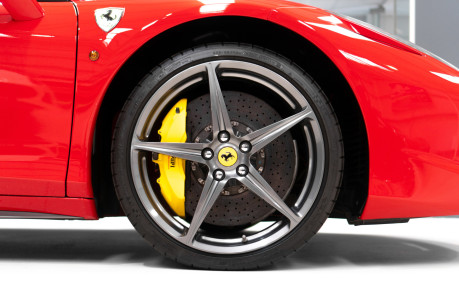 Ferrari 458 ITALIA DCT 4.5 COUPE. SORRY, NOW SOLD. SIMILAR VEHICLES REQUIRED. 9