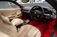 Ferrari 458 ITALIA DCT 4.5 COUPE. SORRY, NOW SOLD. SIMILAR VEHICLES REQUIRED. 34