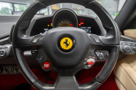 Ferrari 458 ITALIA DCT 4.5 COUPE. SORRY, NOW SOLD. SIMILAR VEHICLES REQUIRED. 44