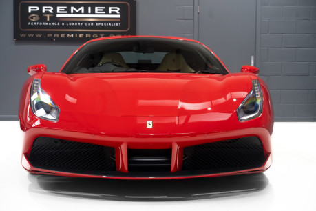 Ferrari 488 GTB 3.9 TWIN-TURBO V8. NOW SOLD. CALL US TODAY TO SELL YOUR FERRARI. 2