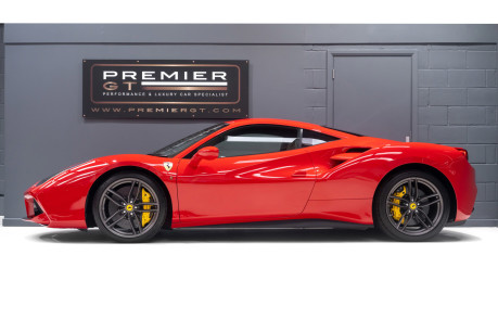 Ferrari 488 GTB 3.9 TWIN-TURBO V8. SORRY, NOW SOLD. SIMILAR VEHICLES REQUIRED. 4