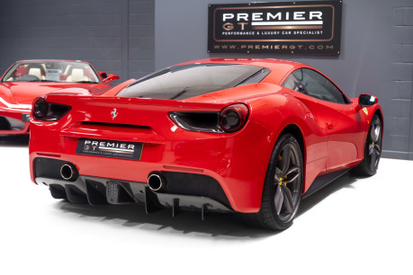 Ferrari 488 GTB 3.9 TWIN-TURBO V8. NOW SOLD. CALL US TODAY TO SELL YOUR FERRARI. 5