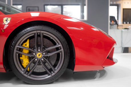 Ferrari 488 GTB 3.9 TWIN-TURBO V8. SORRY, NOW SOLD. SIMILAR VEHICLES REQUIRED. 10