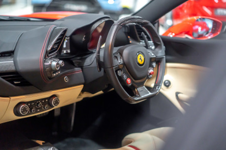 Ferrari 488 GTB 3.9 TWIN-TURBO V8. SORRY, NOW SOLD. SIMILAR VEHICLES REQUIRED. 38