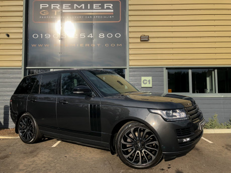 Land Rover Range Rover AUTOBIOGRAPHY 5.0 SUPERCHARGED V8. NOW SOLD. SIMILAR VEHICLES REQUIRED. 50