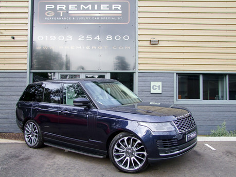 Land Rover Range Rover 4.4 SDV8 AUTOBIOGRAPHY. NOW SOLD. CALL US TODAY TO SELL YOUR RANGE ROVER.