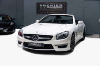 Mercedes-Benz SL Series AMG SL63 5.5 BITURBO ROADSTER, AIRSCARF, PANORAMIC ROOF, SPORTS SUSPENSION 3