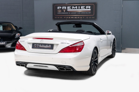 Mercedes-Benz SL Series AMG SL63 5.5 BITURBO ROADSTER. NOW SOLD. CALL TODAY TO SELL YOUR MERCEDES. 6
