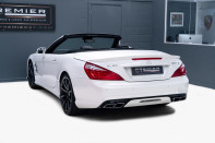 Mercedes-Benz SL Series AMG SL63 5.5 BITURBO ROADSTER, AIRSCARF, PANORAMIC ROOF, SPORTS SUSPENSION 8