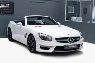 Mercedes-Benz SL Series AMG SL63 5.5 BITURBO ROADSTER, AIRSCARF, PANORAMIC ROOF, SPORTS SUSPENSION 13