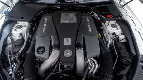 Mercedes-Benz SL Series AMG SL63 5.5 BITURBO ROADSTER, AIRSCARF, PANORAMIC ROOF, SPORTS SUSPENSION 54