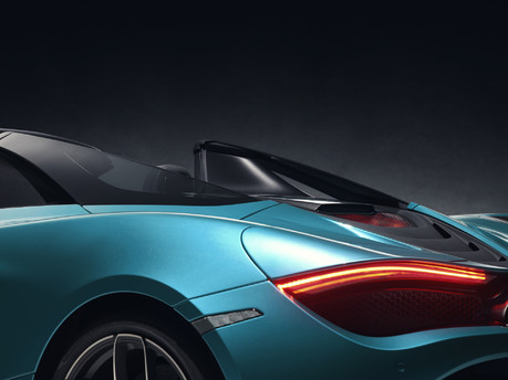 The McLaren 720S Spider is here: taking open air driving to the next level! 9