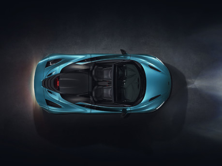 The McLaren 720S Spider is here: taking open air driving to the next level! 6