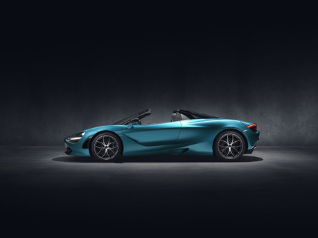 The McLaren 720S Spider is here: taking open air driving to the next level! 3