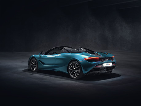 The McLaren 720S Spider is here: taking open air driving to the next level! 4