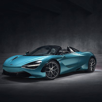 The McLaren 720S Spider is here: taking open air driving to the next level! 2