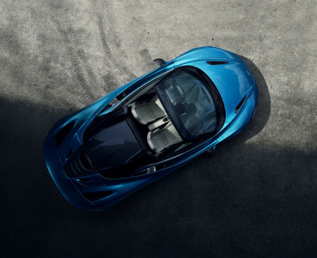 The McLaren 720S Spider is here: taking open air driving to the next level! 17