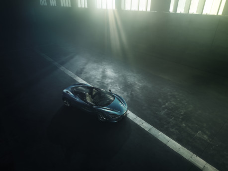 The McLaren 720S Spider is here: taking open air driving to the next level! 14