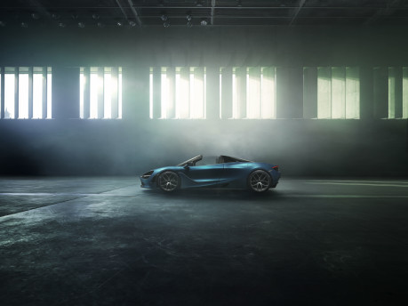 The McLaren 720S Spider is here: taking open air driving to the next level! 15