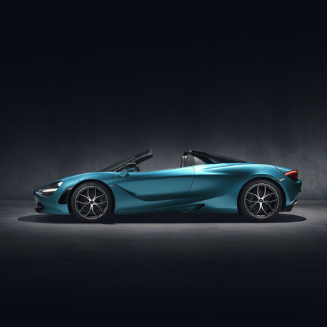 The McLaren 720S Spider is here: taking open air driving to the next level!