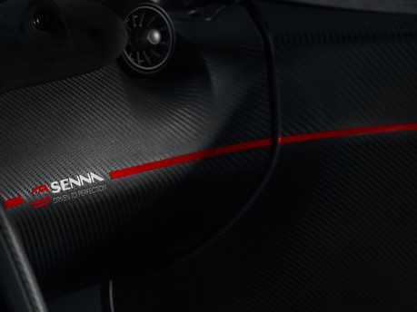 McLaren's tribute to the great Ayrton Senna is simply stunning 6