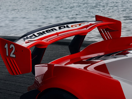 McLaren's tribute to the great Ayrton Senna is simply stunning 7