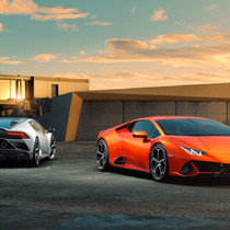 It's the supercar we've all been waiting for – say hello to the new Huracan Evo.