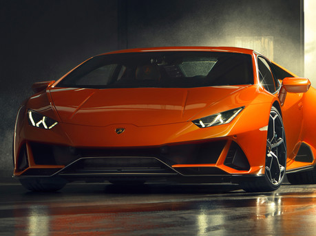 It's the supercar we've all been waiting for – say hello to the new Huracan Evo. 11