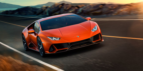 It's the supercar we've all been waiting for – say hello to the new Huracan Evo. 3