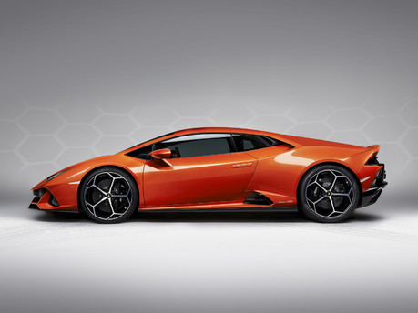 It's the supercar we've all been waiting for – say hello to the new Huracan Evo. 4