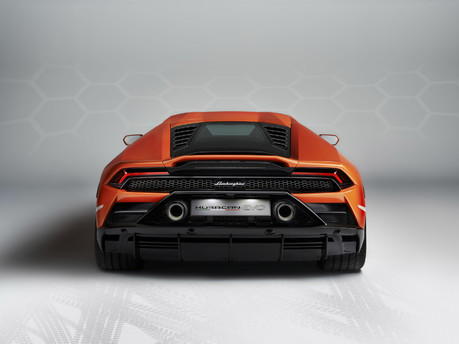 It's the supercar we've all been waiting for – say hello to the new Huracan Evo. 6