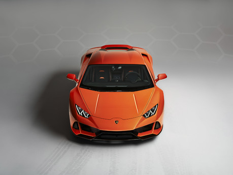 It's the supercar we've all been waiting for – say hello to the new Huracan Evo. 7