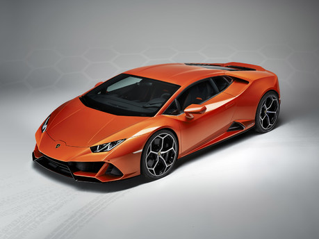 It's the supercar we've all been waiting for – say hello to the new Huracan Evo. 9