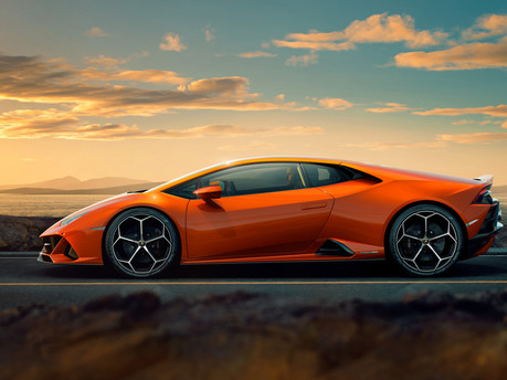 It's the supercar we've all been waiting for – say hello to the new Huracan Evo. 10