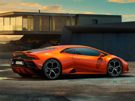 It's the supercar we've all been waiting for – say hello to the new Huracan Evo. 12